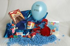 Birthday Party Missionary Care Package