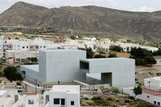Centre for Scenic Arts in Níjar | Almería, Spain | MGM arquitectos