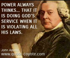 Bible Quotes John Adams