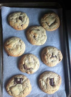 words; our most inexhaustible source of magic — Alex and I have perfected the Ben's Cookies...