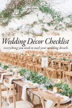 Wedding cheesecake bar treat yo self wedding future celebrations use this wedding dcor checklist to help you nail every detail junglespirit Gallery