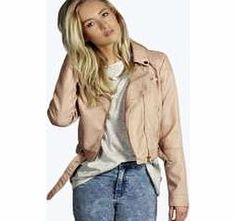 boohoo Cropped Faux Leather Biker Jacket - toupe azz16549 Breathe life into your new season layering with the latest coats and jackets from boohoo. Supersize your silhouette in a puffa jacket, stick to sporty styling with a bomber, or protect yourself from t http://www.comparestoreprices.co.uk/womens-clothes/boohoo-cropped-faux-leather-biker-jacket--toupe-azz16549.asp
