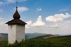 Jaworzyna Kamienicka, Gorce mountain range