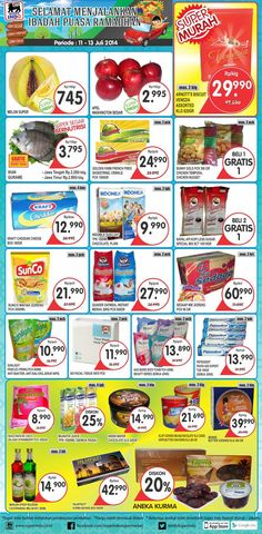 Super Indo: Promo Weekend @InfoSuperIndo
