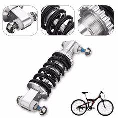 B95 Black Metal 450LBS/in Rear Suspension Shock Damper Cycling Bicycle Bike Parts. #Black #Metal #LBS/in #Rear #Suspension #Shock #Damper #Cycling #Bicycle #Bike #Parts