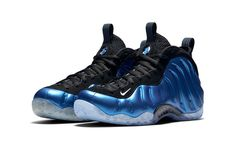 pretty nice 435df c03ed The Nike Air Foamposite 20th Anniversary Edition Is Set to Drop in January