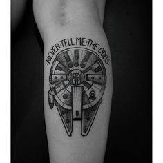 May the 4th, o dia internacional do Star Wars. Veja uma lista com 20+ tatuagens inspiradas na saga de George Lucas :D