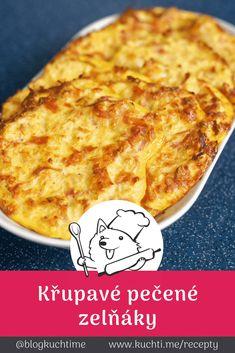 Pečené zelňáky s mozzarellou a slaninou, které se u vás zabydlí. Pokud milujete kysané zelí stejně jako já a občas nevíte, co s ním vymýšlet ještě dobrého, tak zkuste pečené zelňáky. Okamžite si je zamilujete. | @blogkuchtime | #recepty #jidlo #inspirace #vareni #kucharka #foodblog Mozzarella, Macaroni And Cheese, Paleo, Veggies, Low Carb, Cooking, Ethnic Recipes, Food, Kitchen
