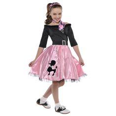 Sock Hop Costumes, Halloween Costumes For Girls, Girl Costumes, 1950s Costumes, Hippie Costume, Halloween 2013, Retro Costume, Costume Halloween, Costume Ideas