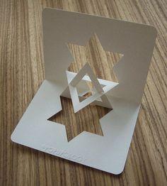 3D-визитки от дизайнера Elod Beregszaszi (21 фото)