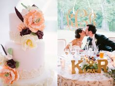 Sophisticated Wedding at Moonstone Manor