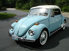 1970 Volkswagen : Beetle - Classic Convertible.  I had one of these in high school.  It wasn't a convertible, but it was a great car.