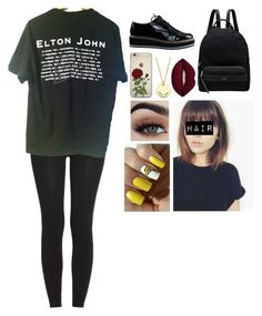 """""""your song"""" by sarcasm-central ❤ liked on Polyvore featuring Calvin Klein and Radley"""