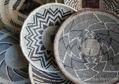 African Collecting Baskets - Collect Living