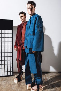 """3.PARADIS 2016 Fall/Winter """"0.6: Rusted Mirrors"""" Collection"""