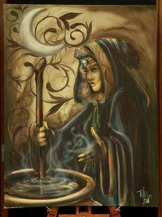 Cerridwen | Cerridwen | Nox by Toller Mystic Arts | 1C0028 - Elo7