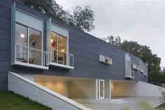 Exterior of Kimber Modern - Austin, Texas