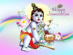 Happy Janmashtami Images And Pictures 2016