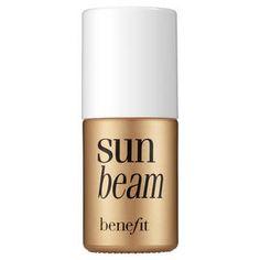 SunBeam - Enlumineur Visage Bronze Doré de Benefit Cosmetics sur Sephora.fr