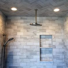 Bath and bask in a decant glow with the top 50 best shower lighting ideas. Explore unique illumination designs for your master bathroom. Modern Master Bathroom, Bathroom Spa, Bathroom Renos, Bathroom Remodeling, Bathroom Ideas, Master Bedroom, Shower Lighting, Bathroom Lighting, Bathroom Ceiling Light