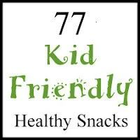 Healthy Kid Snacks