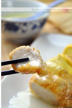 Pollo en salsa de limón, se convertirá en tu favorito. | 16 Deliciosas recetas de comida china que puedes hacer en casa China Food, Deli Food, Salty Foods, Tasty, Yummy Food, International Recipes, I Foods, Asian Recipes, Love Food