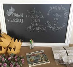 Where the Wild Things Are makes for a perfect party theme for little ones. Here are some of our favorite ideas for throwing your very own wild rumpus.