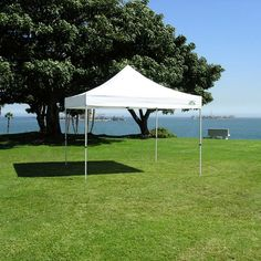 The Caravan Commercial Sport Canopy offers a remarkable combination of performance and portability. You'll enjoy complete canopy functionality for any occasion, whether you're using it for commercial or leisure applications. A lightweight aluminum frame weighs 30% less than steel canopies of comparable size, and a powder-coated finish resists rust, scratches, and corrosion.
