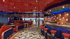 Carnival Dream | New 130,000-Ton Carnival Dream to Offer Widest Variety of All ...