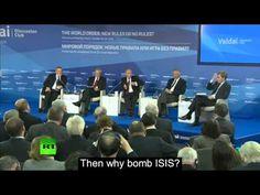 Putin: Who Created ISIS? | World Truth.TV