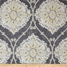 Venis Italy On Printed On Fabric Panel Make A Cushion Upholstery Craft