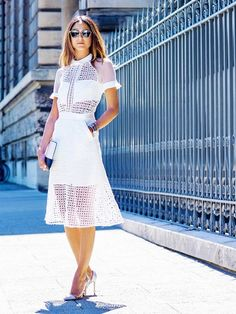 The #1 Piece That's Universally Slimming via @WhoWhatWear