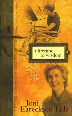 In this engaging interview, Joni Eareckson Tada, author of A Lifetime of Wisdom, and her husband Ken tell their story of a blessed marriage despite the challenges of physical disability. They'll inspire couples facing the similar trials to strive for a deeper love.