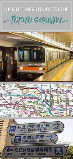 12 tips for using the Tokyo Subway like a local, Japan #JapanTravelHolidays