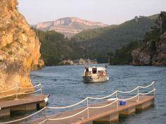 Vente como quieras, pero vente a #Cofrentes #Valencia #CruceroFluvial #Turismo #RutasGuiadas.