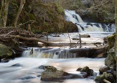 #Nature #landscape Hallamölla waterfall