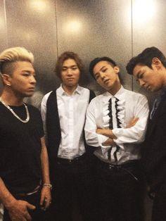 G-Dragon's PHHHOTO and IG Updates (140912-13)