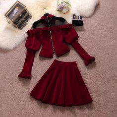 B Fashion, Fashion Gallery, Fashion Outfits, Mesh Tops, Most Satisfying Video, Prom Dresses Long With Sleeves, Anime Outfits, Aliexpress, Cute Casual Outfits