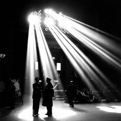 Chicago Union Station - Chicago, Illinois - 1943 - photographer Jack Delano.