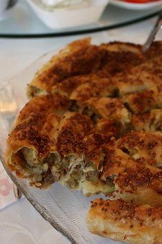 Kıymalı Patatesli Börek – Yemek Zevki