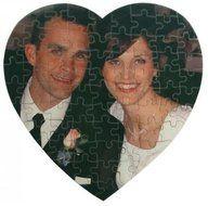 Voor de echte puzzelaar hebben we het hartjes puzzel met foto of tekst.