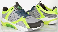 0d4b5be6583 Vibrant Neon Trainers Stiletto Pumps