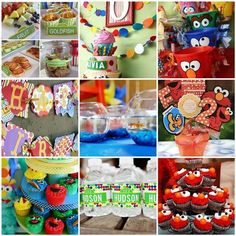 Sesame Street Party!