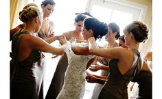 Bridesmaids - Wedding Pictures