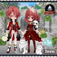 Fiin, Blood and Roses Season 2, Thiefs Costume
