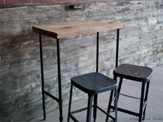 breakfast bar table