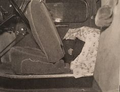 1938, Antonio Colombo's corpse found in his Pontiac. His mistress Christina Oliveri was also murdered. Joseph Colombo's dad was an early Profaci soldier, mainly into extortion and robbery. Colombo associate and later turncoat, Joseph Cantalupo, claimed that his dick was cut off and shoved in his mouth. Reason for the double murder was messing with the wife of another mobster. Alleged murderer was Salvatore Musacchio aka Sally The Sheik. Colombo Crime Family, Gangster S, The Rap Game, Mobsters, Sheik, Cannoli, Rackets, Enemies, Mafia