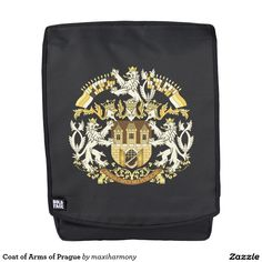 Coat of Arms of Prague Backpack