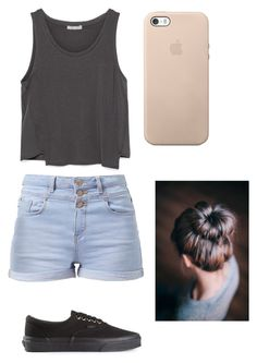 """""""Black hole"""" by xxmia-hood-xx ❤ liked on Polyvore featuring Zara and Vans"""