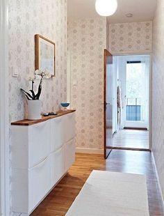 décoration couloir long et Étroit (11 astuces efficaces + erreurs ... - Comment Decorer Un Long Couloir Etroit